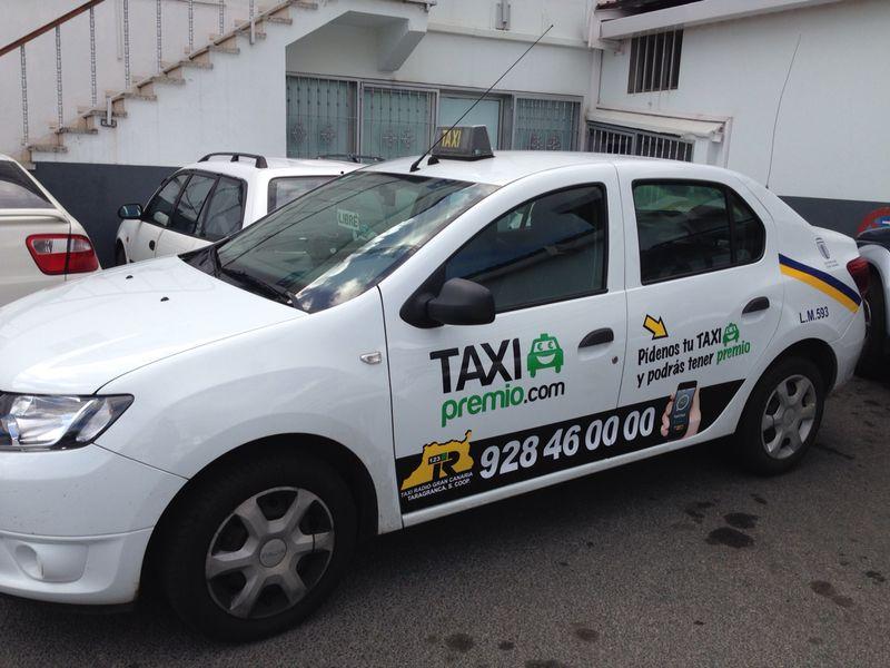 Publicidad taragranca taxi radio gran canariataragranca taxi radio gran canaria - Taxi puerto rico gran canaria ...